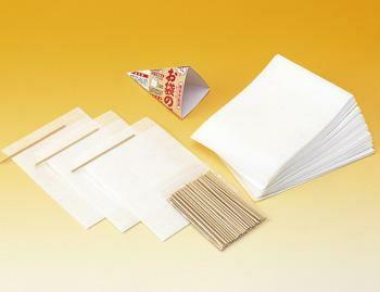 簡易炊飯袋〈お袋のワザ〉(100g用) 50枚入 [4038]