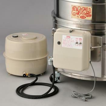 大型炊き出し器〈まかないくん85型オプション〉 85型灯油バーナーセット(二段階燃焼) (50Hz) [4246]