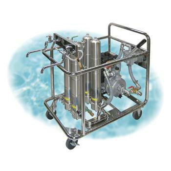 〈大型浄水器〉 災害用浄水器 TFM-2 [4394]