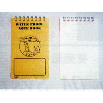 耐水耐熱手帳[CP-136N]