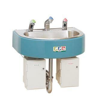 自動手指洗浄消毒器 WS-3000 [46622]