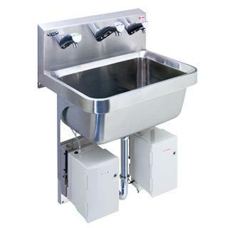 自動手指洗浄消毒器 WS-3000BG [46623]