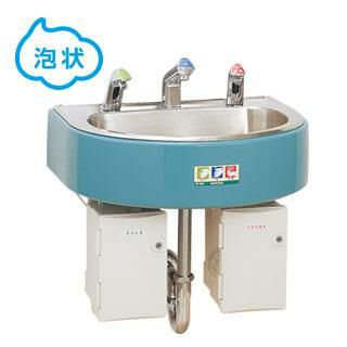 自動手指洗浄消毒器 WS-3000F [46625]