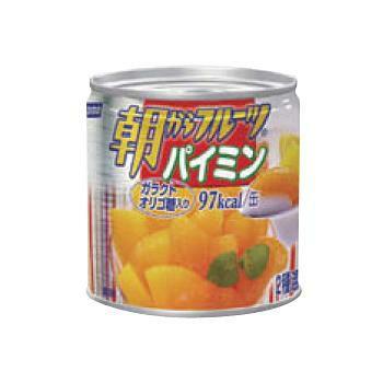 イージーオープン缶 朝からフルーツ パイミン 24缶入 (賞味期限3年) [2049]