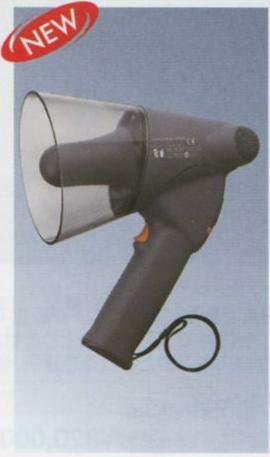 ハンド型メガホン <ER-1103> [5022]