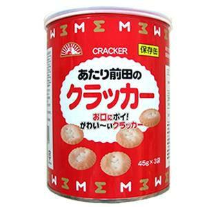 あたり前田のクラッカー (賞味期限5年) 15缶 [2224]