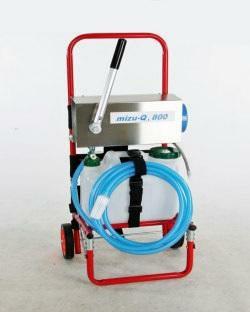 〈大型浄水器〉 手動式浄水器〈mizu-Q800〉 [4386]