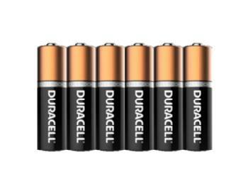単3形アルカリ乾電池 デュラセルMN1500(6本入り) [L6101]